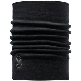 Buff Heavyweight Merino Wool - Foulard - noir